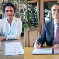 Nouveauté : un partenariat avec le CFJ et l'Ecole W