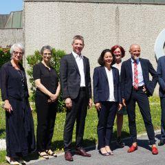 Le Groupe Mousset devient mécène de la  Chaire « Entrepreneuriat Familial et Société »