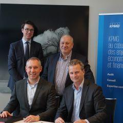 Newsletter #17 - KPMG renouvelle son soutien à la Chaire RSE