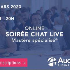 [OnLine] Soirée Live Chat / Programmes MS®
