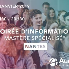 Soirée Portes Ouvertes MS® - Campus de Nantes