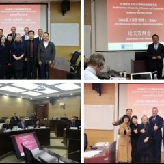 First Doctoral Theses in Chengdu in partnership with WBS