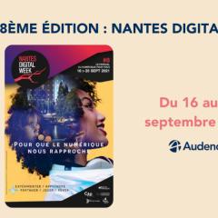 Découvrez la 8ème édition de la Nantes Digital Week