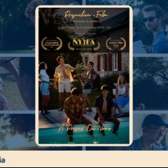 Projet CVEC : Diffusion du film