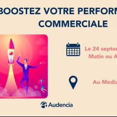Nantes Digital Week : Boostez votre performance commerciale
