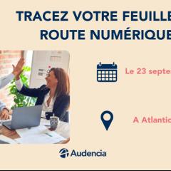 Nantes Digital Week : Tracez votre feuille de route numérique