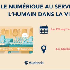 Nantes Digital Week : Le numérique au service de l'humain dans la ville