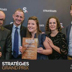 Audencia décroche le Grand Prix Stratégies de communication 2019