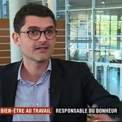 Thibaut Bardon interviewé sur France 2