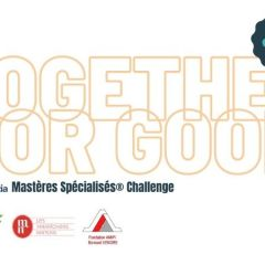 #TogetherForGood, the first inter-Mastères® CSR challenge !