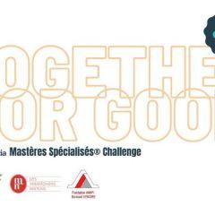 #TogetherForGood, the first inter-Mastères® CSR challenge !