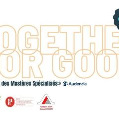 #TogetherForGood, le premier challenge RSE inter-Mastères® !