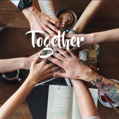 Together: pour se (re)connecter avec le réseau alumni !