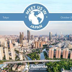 Meet us in Japan