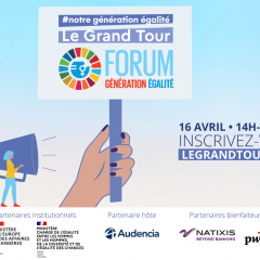 Le Grand tour de l'égalité fait étape à Audencia le 16 avril