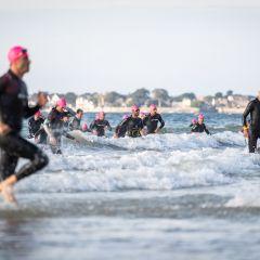 Triathlon Audencia – La Baule :  une 32ème édition relevée