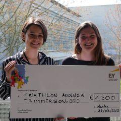 Trimmersion remporte le prix coup de coeur du concours EY !