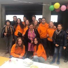 Appel à projets : une équipe de 14 étudiants Audencia engagés !