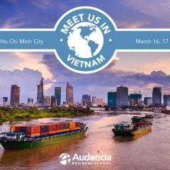 Meet us in Vietnam