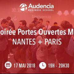 17 mai : Soirée Portes Ouvertes MS [Nantes + Paris]