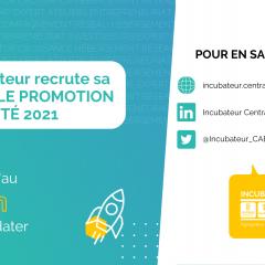 L'incubateur Centrale-Audencia-Ensa recrute sa nouvelle promotion de startups