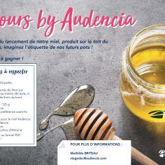 CONCOURS : votez pour l'étiquette du Miel Audencia