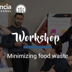 8 juin : workshop sur le gaspillage alimentaire