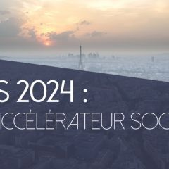 Paris 2024 : un accélérateur sociétal ?