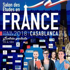 Salon des Etudes en France - MAROC