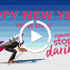 Audencia wishes you a happy, daring new year 2019 !