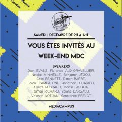 Week-end du MS® MDC