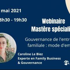 Gouvernance de l'entreprise familiale : mode d'emploi