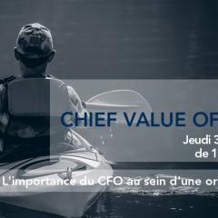 Webinar sur l'importance du CFO au sein d'une organisation