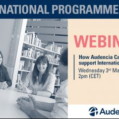 How Audencia Career Services support International Students