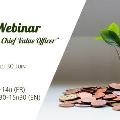 WEBINAR - Premier MBA au monde : Chief Value Officer !