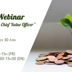 WEBINAR - Premier MBA au monde : Chief Value Officer !