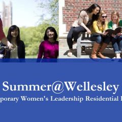 Audencia signs an agreement with Wellesley College